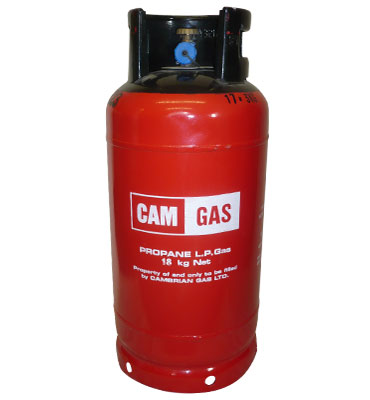 Bottle Gas