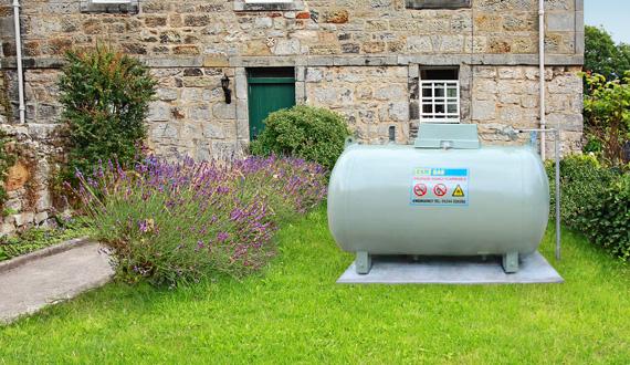 Camgas above below ground lpg bulk storage tanks